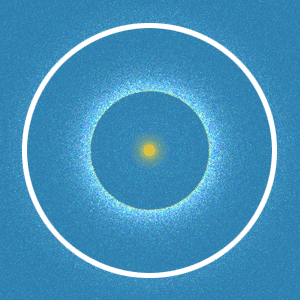 EE12 - 46°-Ring